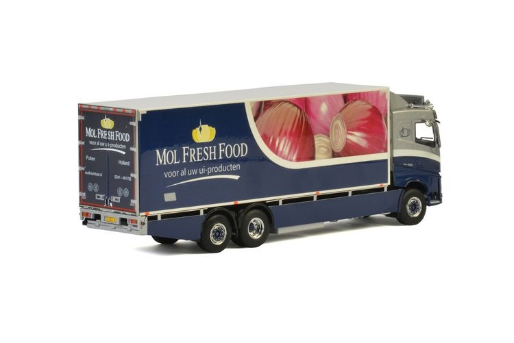 Volvo FH4 SC Riged Box Mol Fresh Food
