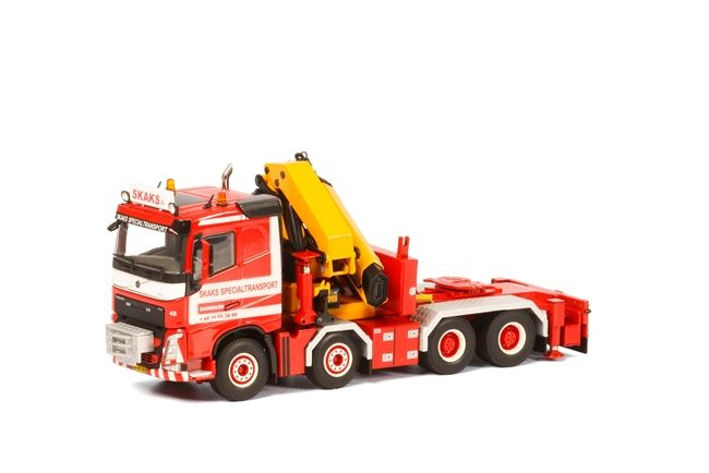 Volvo FH4 SC Skaks Specialtransport WSI Models 1:50 wsi 01