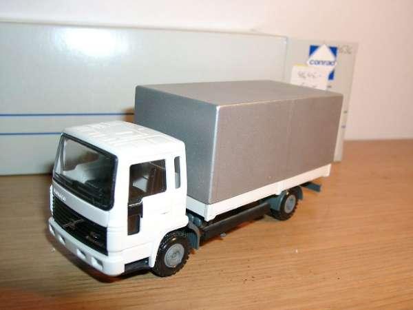 Volvo FLC 4 Pritsche und Plane