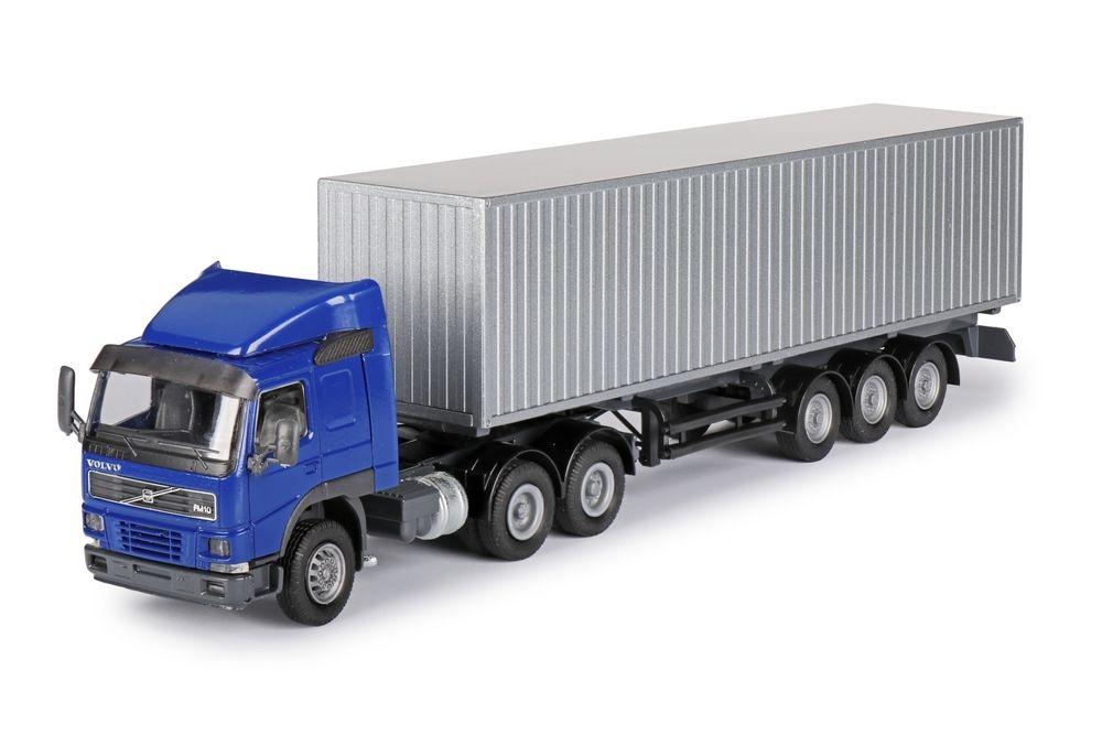 Volvo FM10 6x4 Seecontainer