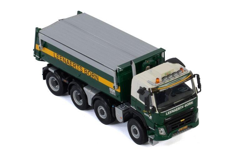 Volvo FMX Day Cab 8X8 Tipper Truck Leenaerts Born