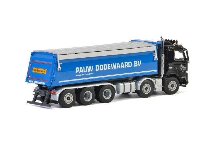 Volvo FMX DC Kipper Pauw Dodewaard B.V.