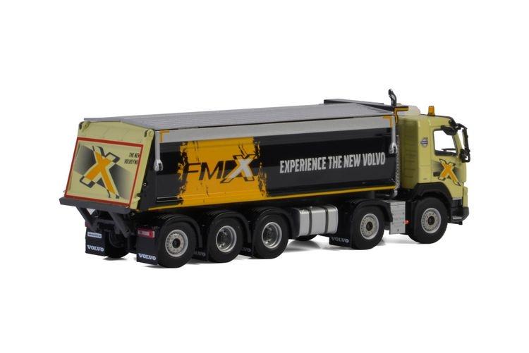 Volvo FMX DC Riged Tipper  Premium Line