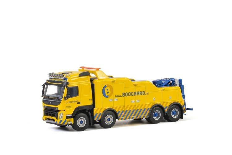Volvo FMX Globetrotter Wrecker  Boogaard Berging
