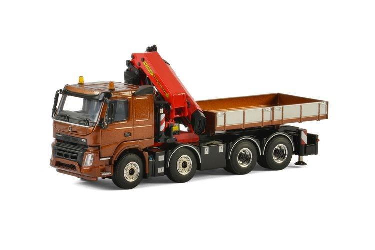 Volvo FMX SC Palfinger PK 74002 SH Palfinger