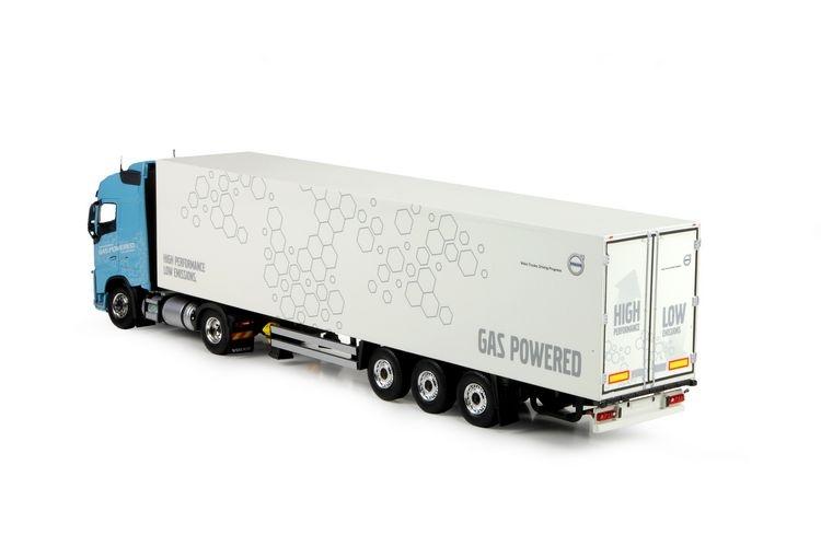 Volvo Globetrotter  Volvo Gas Powered