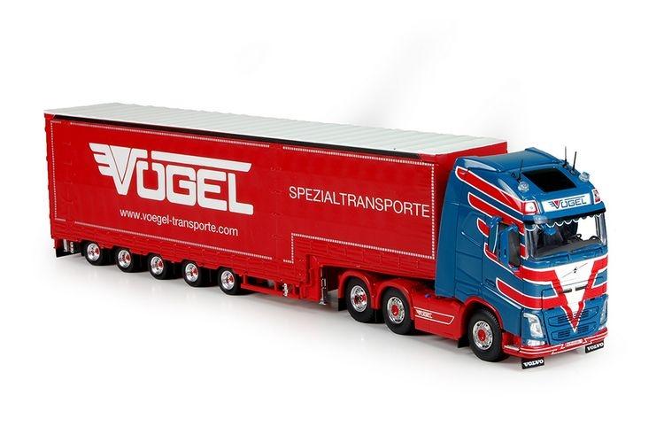 Volvo Globetrotter XL  Meusburger Voegel
