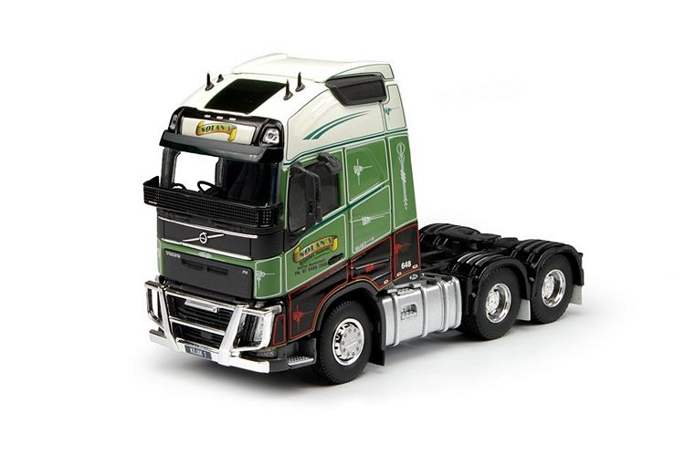 Volvo Globetrotter XL Nolans Transport