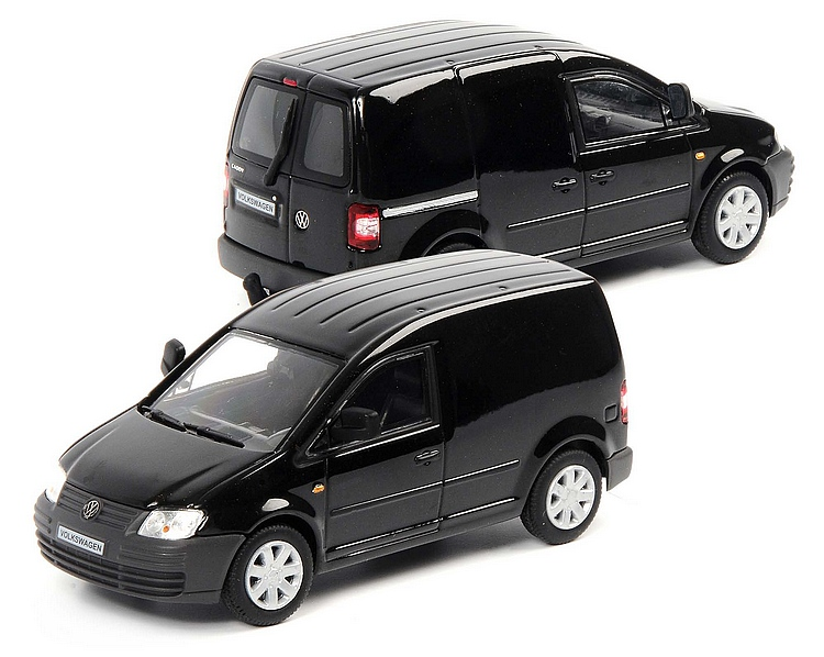 vw caddy schwarz wsi models 1 50 wsi 04 1024 2. Black Bedroom Furniture Sets. Home Design Ideas