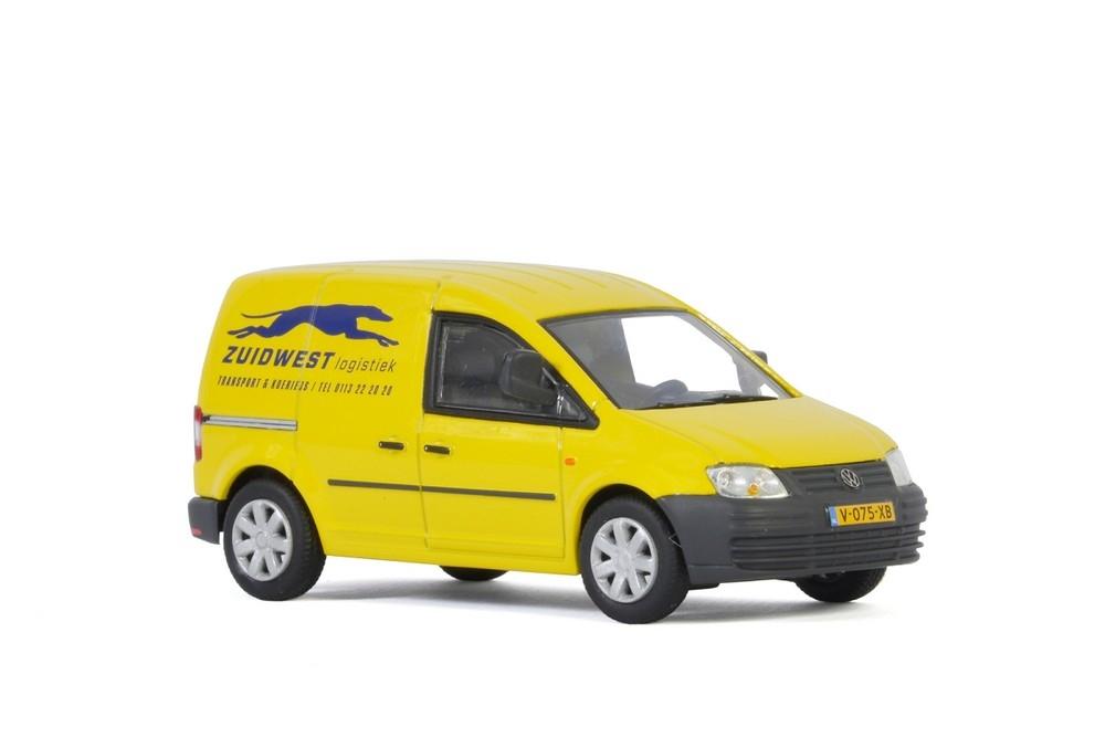 VW Caddy Zuidwest Logistiek