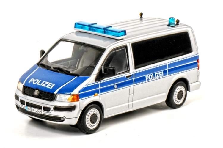 VW Transporter Polizei D