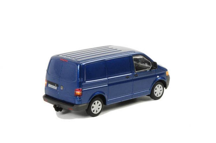 VW Transporter T5 blau