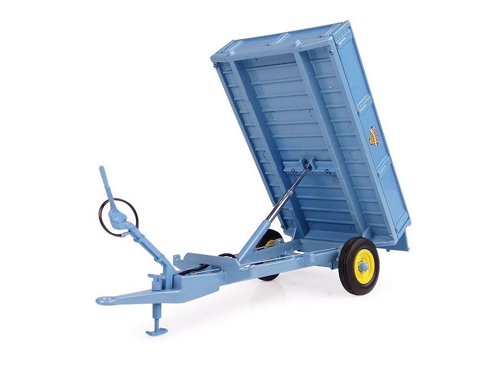 Weeks Hi-Side  3,5 ton hydraulic tipping trailer