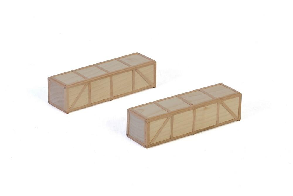 Wooden Box 150x38x42mm