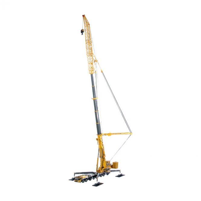 XCMG XCA 1200 Mobil Crane Gold