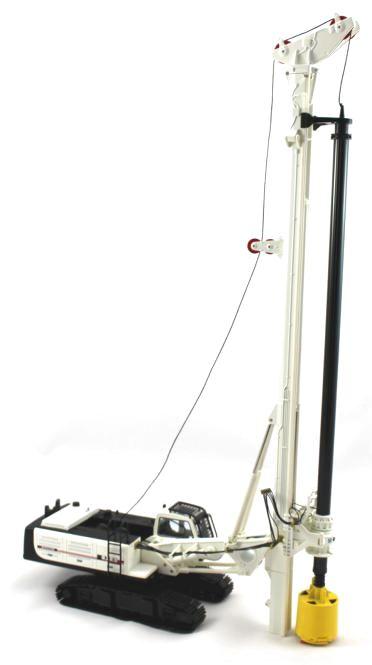 XCMG XR220 Kellybohrgerät