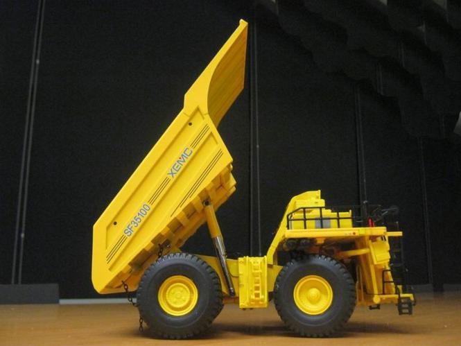 XEMC Muldenkipper SF35100
