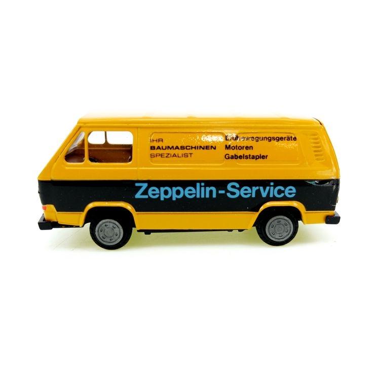 Zeppelin service car