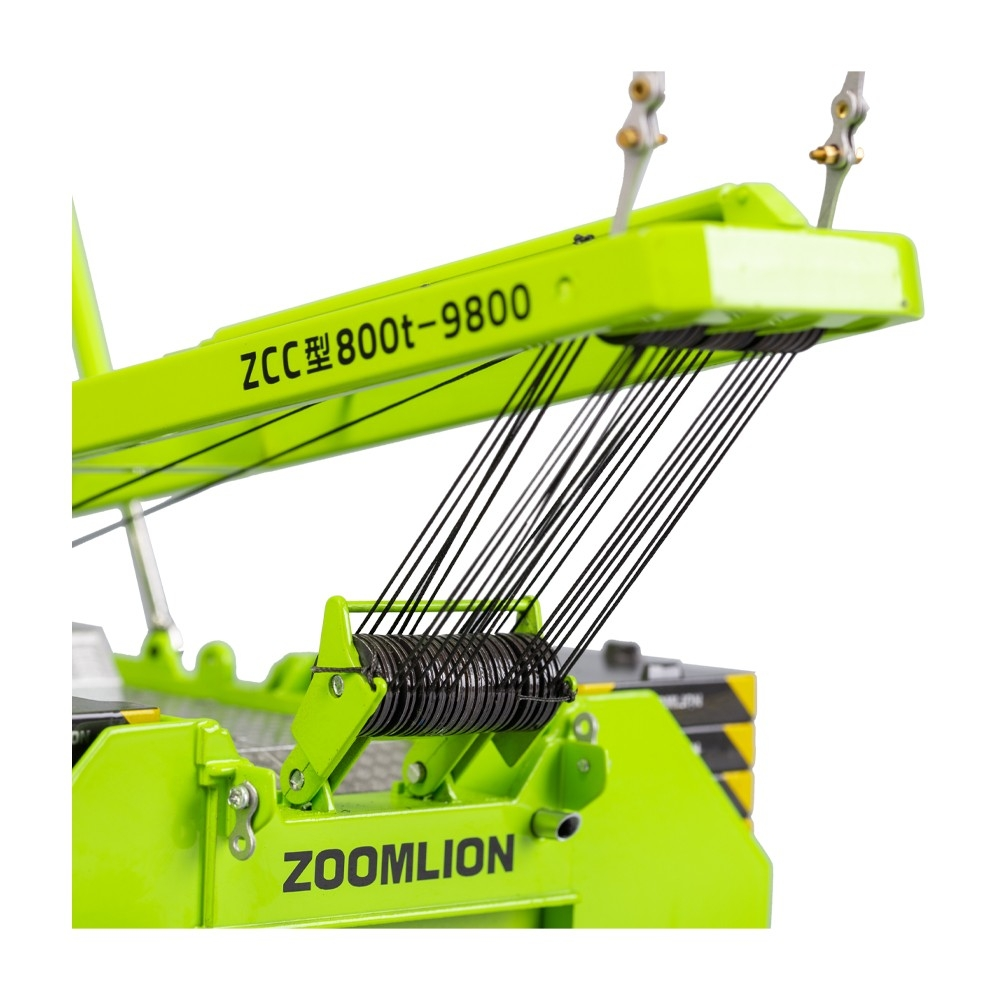 Zoomlion ZCC9800W Raupenkran