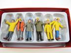 Industriearbeiter Miniaturfiguren
