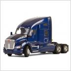 Kenworth T680 6x4 dark blue