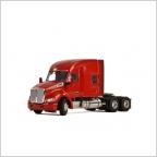 Kenworth T680 6x4 red