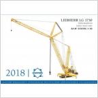 Liebherr LG 1750-2 Gittermastkran Liebherr