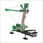 Liebherr LTM 11200-9.1  mobile crane  Matsuura