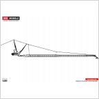 Liebherr LTM 1500 JIB black  Premium Line