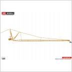 Liebherr LTM 1500 JIB yellow  Premium Line