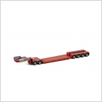 Lowloader 4 axle Dolly 2 axle  KNT Red Line