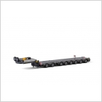 Lowloader 6 axle  Dolly 2 axle WSI Premium Line