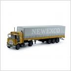 Mack F700 4x2  Auflieger Newexco