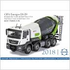 MAN Euro 6 TGS Betonmischer CIFA Energy