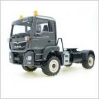 MAN TGS M Agrar Truck