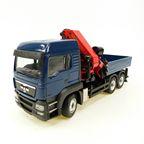 MAN TGS XL Palfinger  PK 53002 SH blau