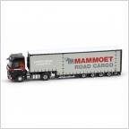 MB Actros 4x2  4 axle Meusburger Mammoet