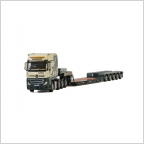 MB Actros MP4 SLT Giga Space Lowloader  Transport KTX