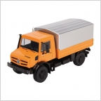Mercedes Benz Unimog U 5000 Plane orange