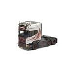 Scania R-Streamline Verbeek S. Silver Passion