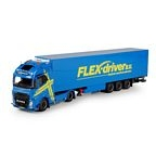 Volvo FH04 Globetrotter XL Flex Transport