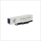 Reefer Trailer  Kenny Coin Transports