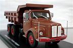 Scania LT76 6x4 braun schwarz