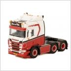 Scania R Normal CR20N  Johan van Welie Transport