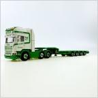 Scania R  SEMI LOW LOADER Hooyer