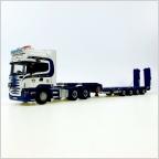Scania R  SEMI LOW LOADER MILLAR