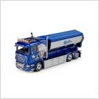 Scania R Serie Lowline  Hakenarm Container Mickes