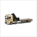 Scania R Streamline Highline Rigid truck E. Helaakoski Oy