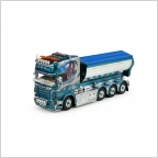 Scania R5 Topline Hakenarm container Denny d Frakt