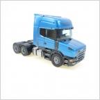 Scania 124t 420 blaumetallic 6x2
